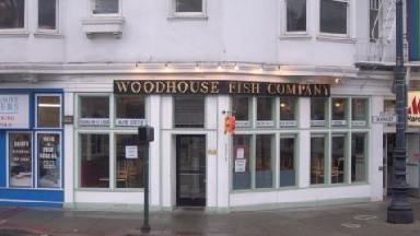 Best seafood in san francisco metro for Woodhouse fish co