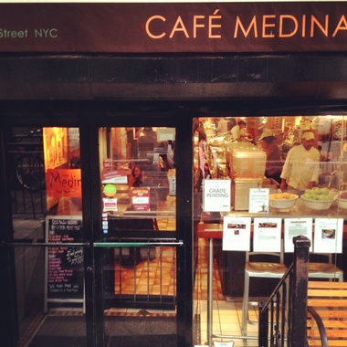 Cafe Medina