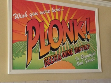 Plonk Bistro &amp; Wine Bar