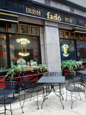 Fado Irish Pub &amp; Restaurant - Philadelphia
