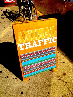 Animal Traffic Vintage Clthng
