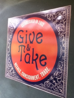 Give & Take Resale