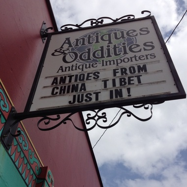 Antiques &amp; Oddities Inc