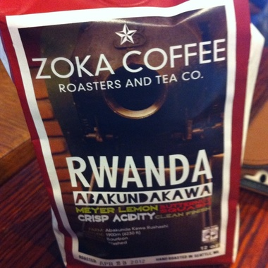 Zoka Coffee Roaster & Tea Co