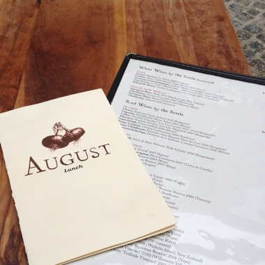 August Restaurant