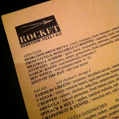 Rocket Pizza Llc