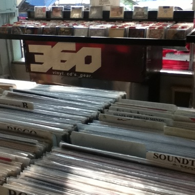 360 Vinyl