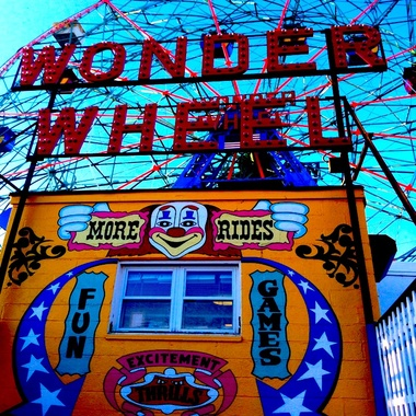 Deno&#039;s Wonder Wheel Amusement Park