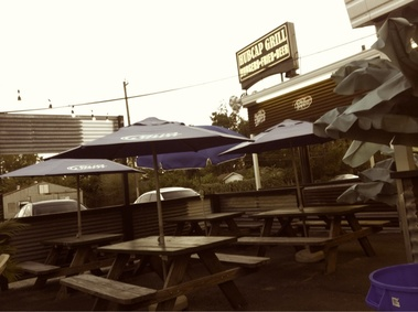 Hubcap Grill and Beer Yard
