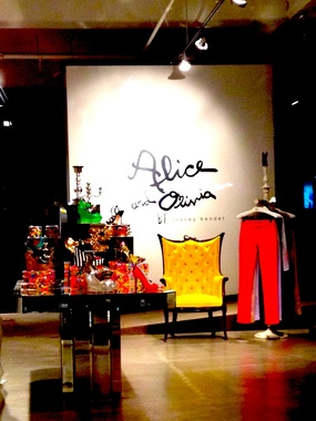 Alice + Olivia