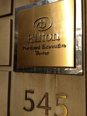 Hilton Portland & Executive Tower Portland Hotels