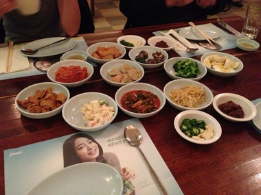 Authentic Korean in Austin