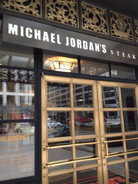 Michael Jordan&#039;s Steakhouse