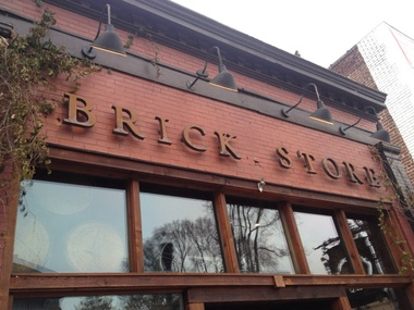 The Brick Store Pub