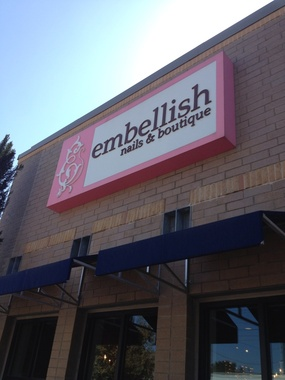 Embellish Nails &amp; Boutique