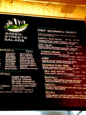 GreenStreets Salads