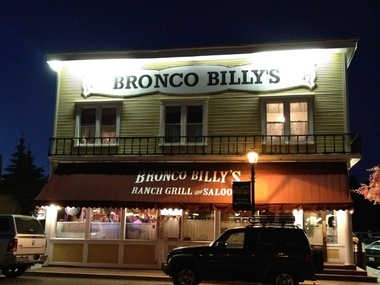 Bronco Billy's Ranch Grill