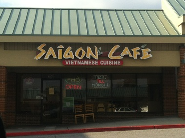 Saigon Cafe