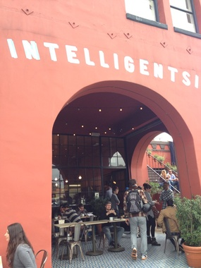 Intelligentsia Coffee &amp; Tea