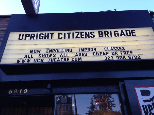 Upright Citizens Brigade Theater