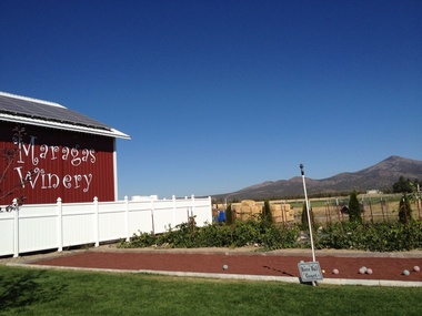 Maragas Winery Tasting Room