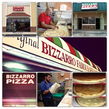 Bizzarro Pizza