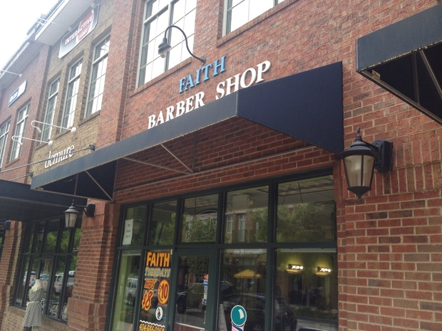 Faith Barber Shop