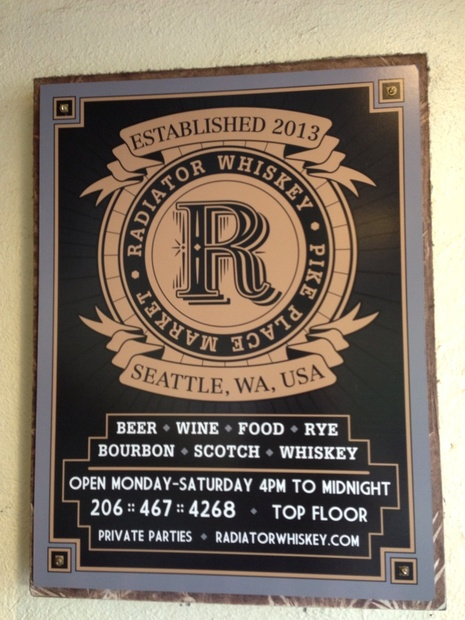 Radiator Whiskey