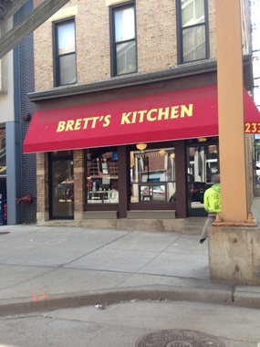 Brett's Kitchen