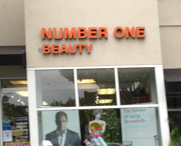 Number One Beauty Center