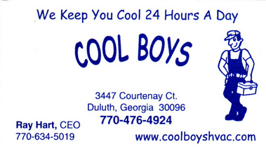 Cool Boys Heating & Air, Inc.
