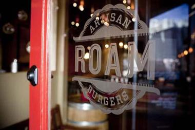 Roam Artisan Burgers 1
