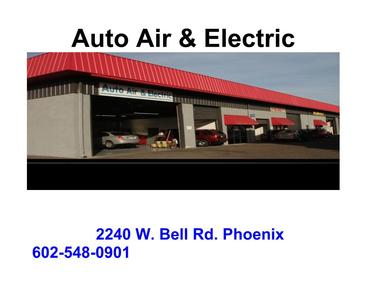Auto Air & Electric