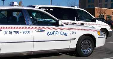 Boro Cab Taxi &amp; Sedan