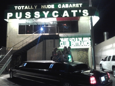 Pussycats Adult Nightclub