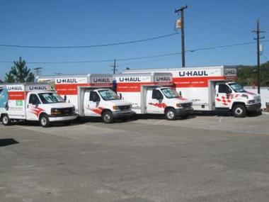 U-Haul Moving & Storage of Belmont