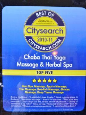 Chaba Herbal Spa
