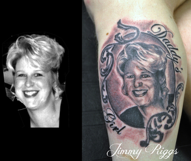 Riggs Full Custom Tattoo INC