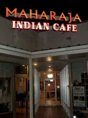 Maharaja Indian Rstrnt &amp; Cafe