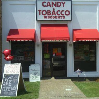 Candy &amp; Tobacco Discounts