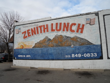 Zenith's Lunch