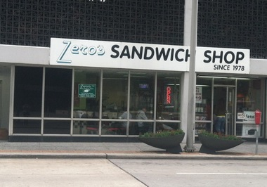 Zero&#039;s Sandwich Shops