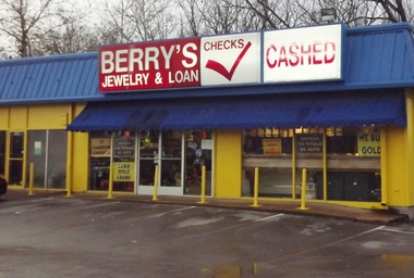 Berry's Pawn Shop