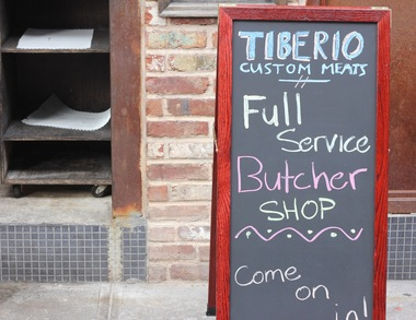 Tiberio Custom Meats