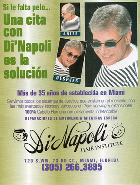 Di'Napoli Mens Hair Pieces