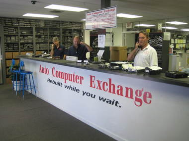 Auto Computer Exchange INC