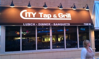 City Tap &amp; Grill