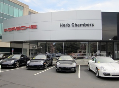 Herb Chambers Porsche Boston