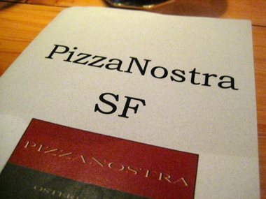 Pizza Nostra