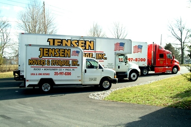 Jensen Movers &amp; Storage INC Local Mover Philadelphia